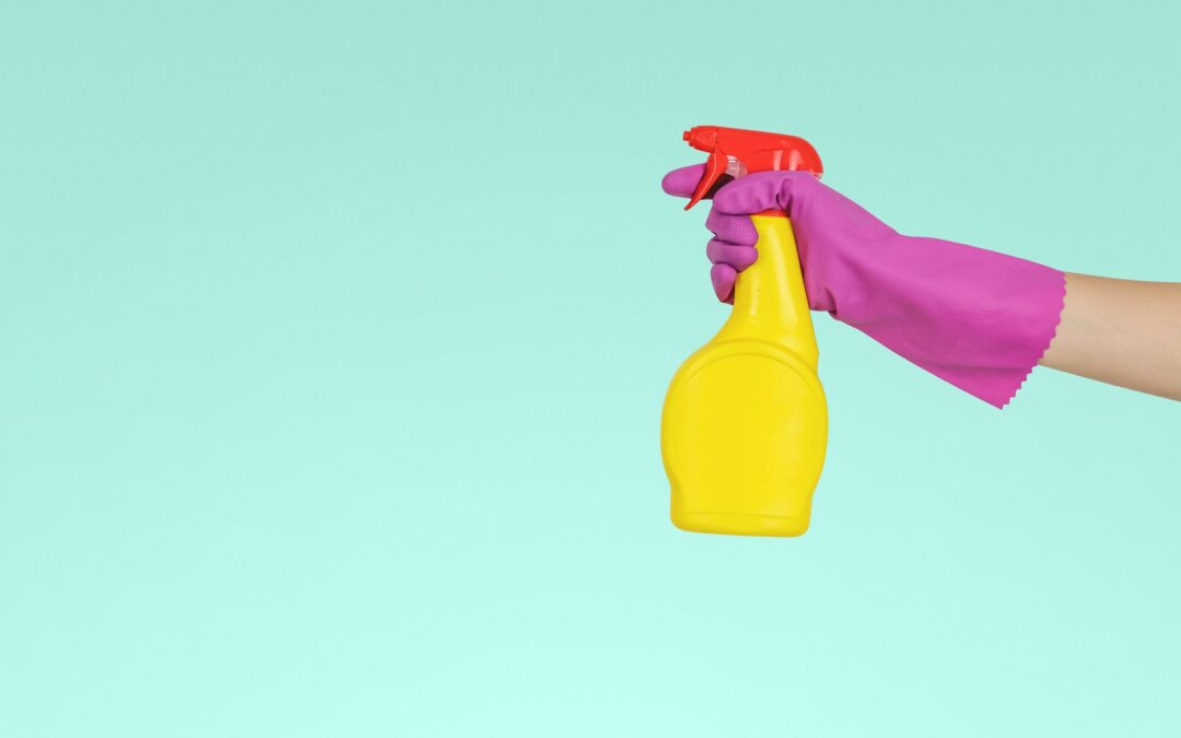 Prepare your Home for Spring Cleaning