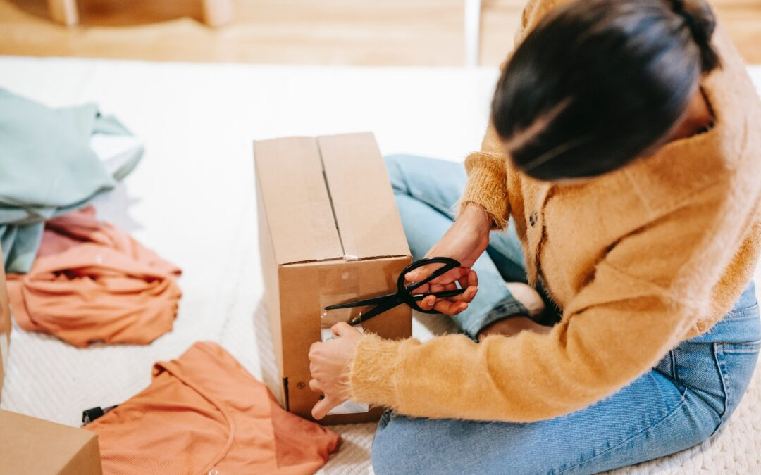 How to Declutter Your House before Moving